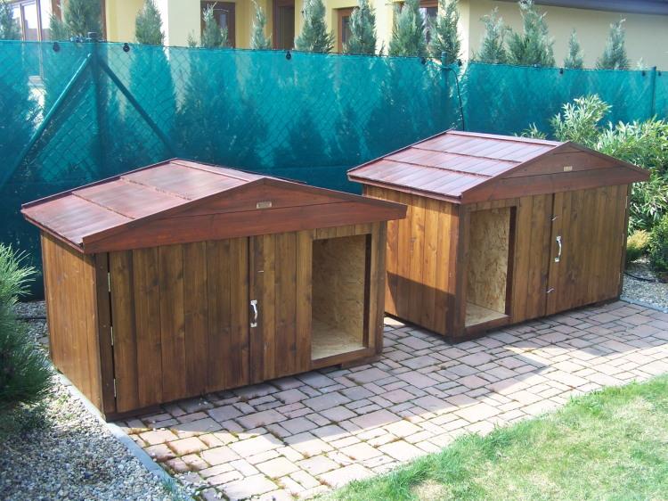 bouda 31-příplatek dřevěné provedení střešní krytiny (1000,-Kč k zákl. ceně boudy)